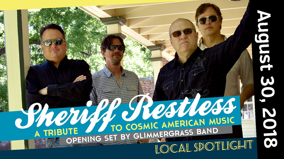 Sheriff Restless: A Tribute to Cosmic American Music