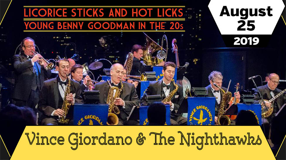 Vince Giordano & The Nighthawks