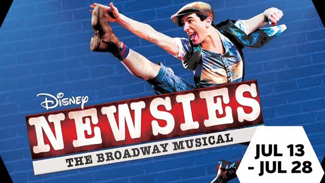 Newsies, A Chorus Line: On Sale Now!